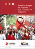 Índice de estigma en personas que viven con VIH en Argentina