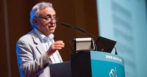 Pedro Presentación GARDEL EACS2013