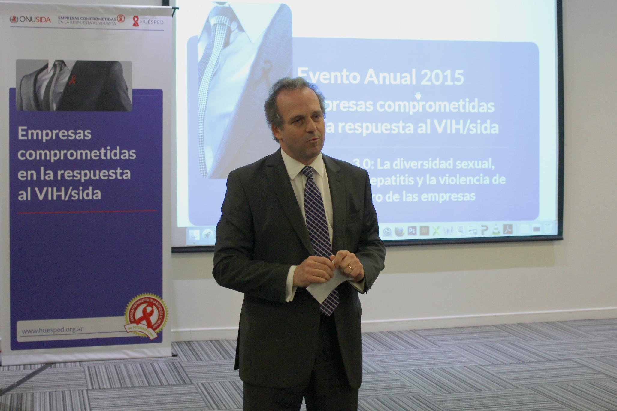 Roberto Alexander, Presidente IBM Argentina