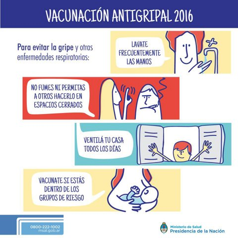 gripe a 2016
