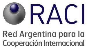Logo Red Argentina para la Cooperación Internacional