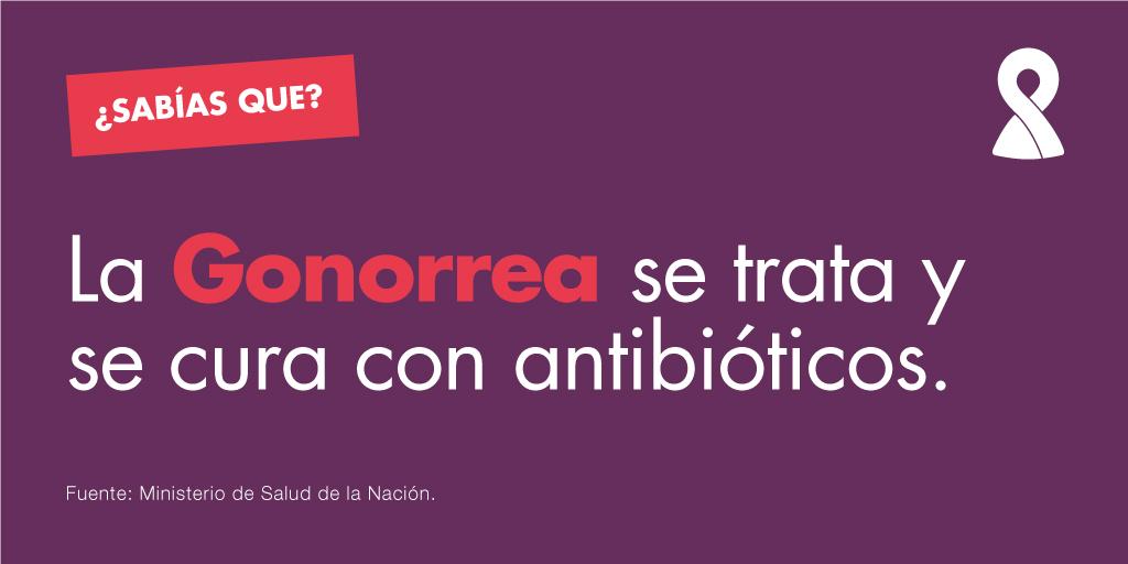 Que antibiotico tomar para la gonorrea