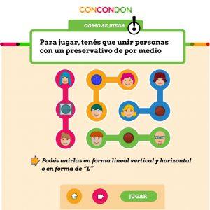 Juego Con Condon