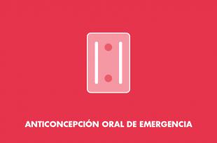 Anticonceptivo oral de emergencia