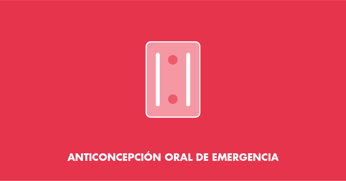 Anticonceptivo oral de emergencia