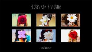 Juego Flore con historias