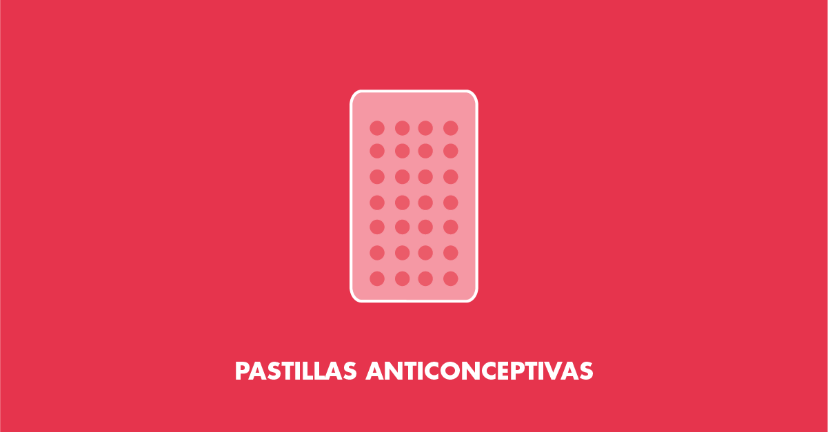 Pastillas -anticonceptivas