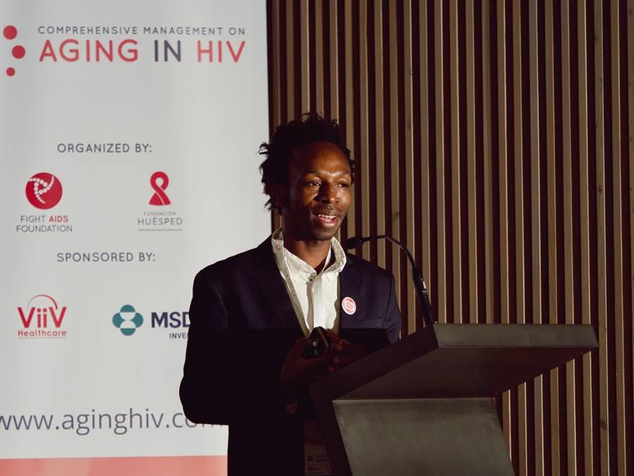 Envejecer con VIH