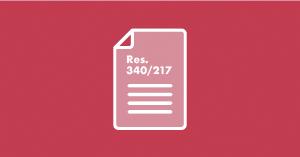 Comunidad educativa - Resolución 340 sobre ESI