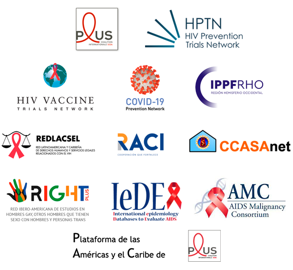 Redes de cooperación internacional de las que forma parte Fundación Huésped